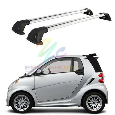 for Mercedes-Benz Smart Universal Car Top Roof Rack Cross Bars Luggage Carrier