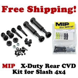 MIP 10130 X-Duty Rear CVD Kit Traxxas Slash 4x4