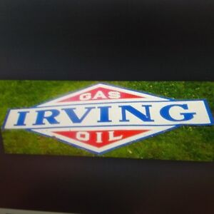 Old Irving Sign