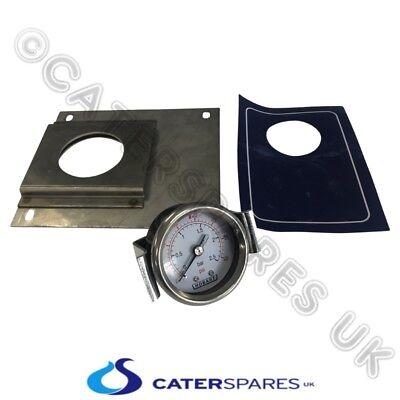 Genuine Hobart 00-738739 Pressure Steamer Manometer Gauge Dial 204g 304g Model