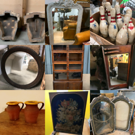 Large Variety Of Antique/Vintage Salvaged Items At Great Prices.