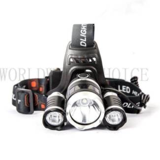 2018 RECHARGEABLE 15000LM CREE 3T6 XML LED HEADLAMP TORCH