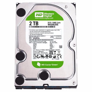 WD 2 tera-byte HDD -New in Pkg