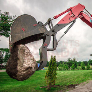 Excavator Thumbs - Factory Direct - Canadian Built