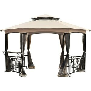 Wanted Mosquito Bug Screen Netting or Canopy for Gazebo Sarnia Sarnia Area image 1