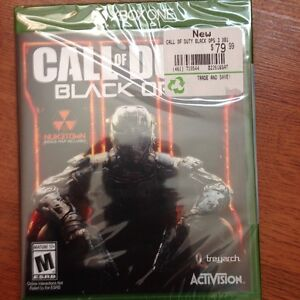Black Ops 3 game Xbox One