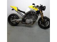 YAMAHA BT1100 BULLDOG.STAFFORD MOTORCYCLES LIMITED