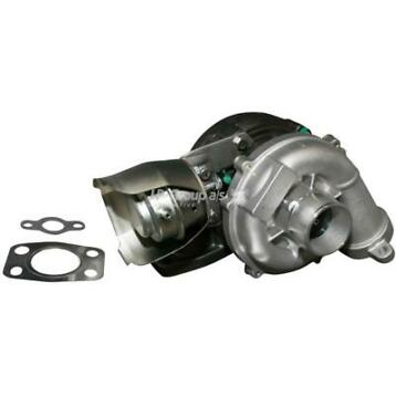 Turbocharger peugeot 206 hatchback 2a/c