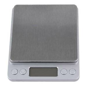 Jewellery Digital Scales Gold, Pharmaceutical, Kitchen 500g 0.01g Neutral Bay North Sydney Area Preview