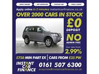 Land Rover Freelander 2 2.2Sd4 Auto CREDIT PROBLEMS?? WE CAN HELP! 0161 507 6300