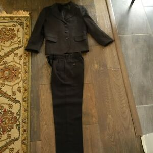 Boy's size 7 suit jacket and matching suit dress pants