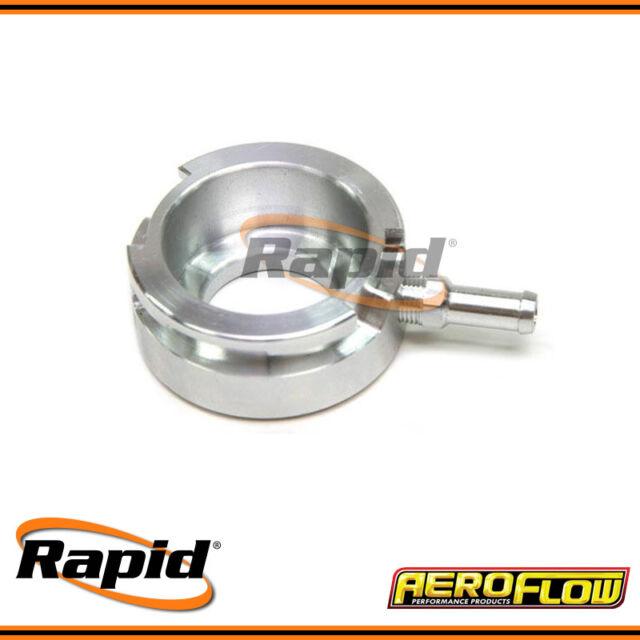 Aeroflow Weld-On Billet Radiator Neck 42mm I.D AF64-0042