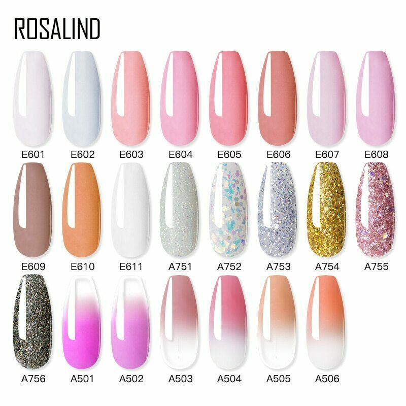AMEIZII Poly Gel Finger Extension Crystal Jelly Nail Gel