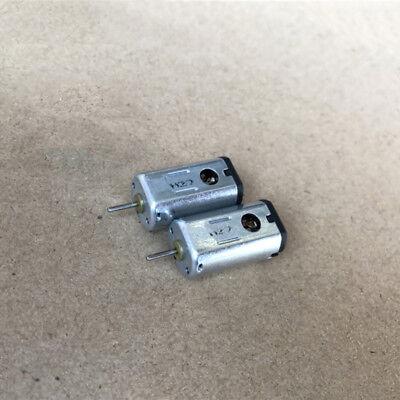 2pcs Fk-n30 Dc 3v 3.7v 50000rpm High Speed Micro 12mm Dc Motor Diy Toy Rc Drone