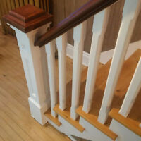 Floor and Staircase Refinishing