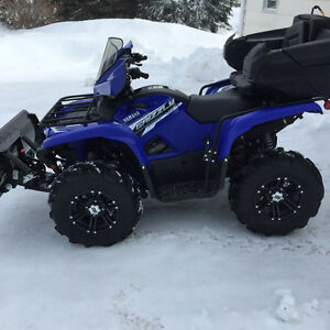 Yamaha 700 Grizzly Limited Edition *Finance Available*