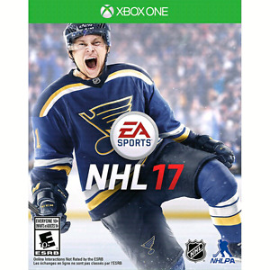 NHL17 for Xbox One - 40$ pickup