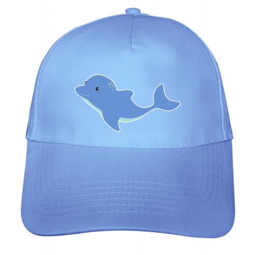 Samunshi Kinder Kappe Delfin Mütze Cap Kindermütze Mütze Kids  8 Farben One Size