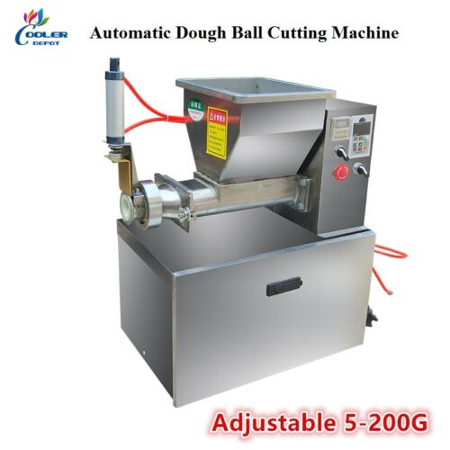 NEW Adjustable Dough Divider Cutter Automatic Machine Model HD75