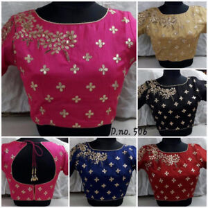 Indian women ready made saree blouses for sale!