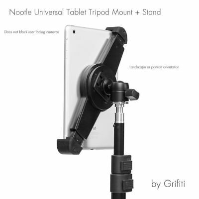 Grifiti Nootle iPad and Tablet Tripod Stand: Mount, Mini Ball Head, Stand, Case for sale  Shipping to India