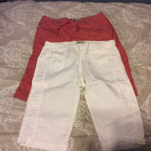 13 pairs of shorts size xsmall and small