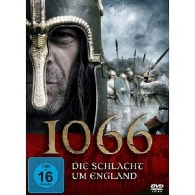 1066 - DIE SCHLACHT UM ENGLAND  DVD NEUWARE