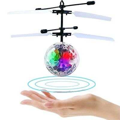 Toys for Boys Flying Ball LED 5 6 7 8 9 10 11 Year Old Age Boys Cool Toy Xmas