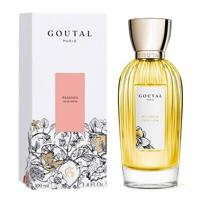 GOUTAL PARIS * PASSION for WOMEN * 3.4 oz (100ml) EDP Spray * NEW & SEALED