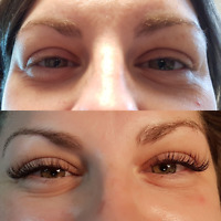 Eyelash Extensions - FREE EXTENSION-SAFE MASCARA ($30 VALUE)!