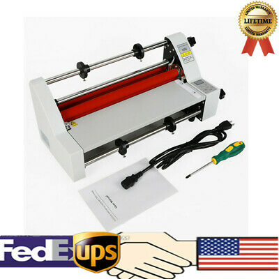 13 Roll Laminating Machine Hot Cold Laminator Singledouble Laminating Machine