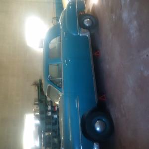 1951 Plymouth Cranbrook..  Garage Kept