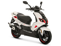 Peugeot Speedfight 4 50cc Liquid Cooled Iceblade Brand new Unregistered