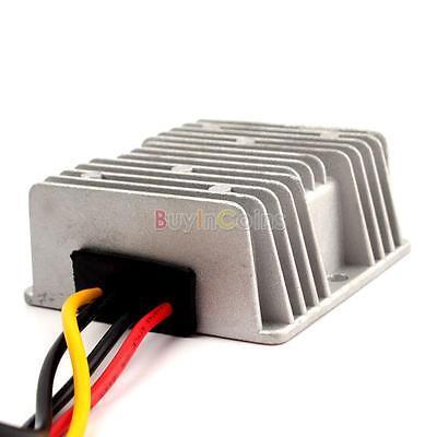 Handy Quality 120w Voltage Reducer Converter Regulator Dc 48v To 12v 10a 20cm