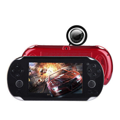 4.3'' Portable 8GB 32Bit Handheld MP5 Video Game Console 1000 Games Built-In (Mp5 Game Console)