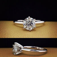 1.00 ct. DIAMOND ENGAGEMENT RING FROM $1499 MANUFACTURER DIRECT