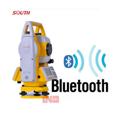 New South Reflectorless 600m Laser Total Station Nts-332r6 With Bluetooth