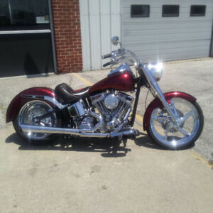 2013 Softail Custom