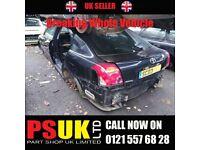 Toyota Avensis (2003) For Breaking BLACK
