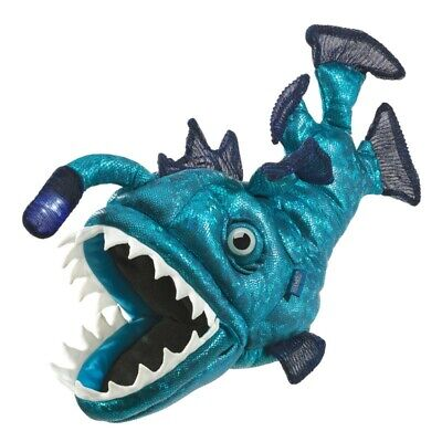 ANGLERFISH PUPPET 3147 ~ New For 2019 ~ FREE SHIP/USA ~  Folkmanis Puppets