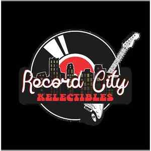 Home Audio gear wanted at Record City