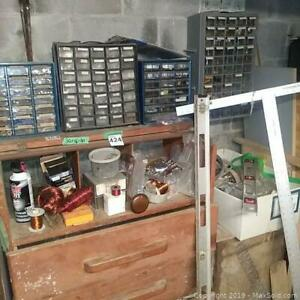 Hardware Drawers, Compressor Nozzles, Levels A
