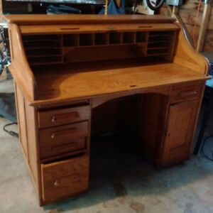 Roll Top Desk