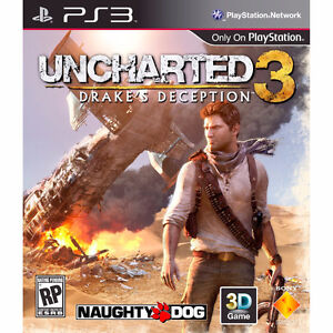 Uncharted 3: Drake's Deception - PlayStation 3 PS3