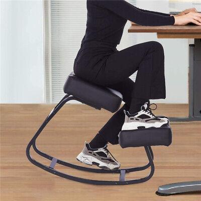 Multi-purpose Ergonomic Kneeling Chair Rocking Kneel Stool Comfortable Cushion