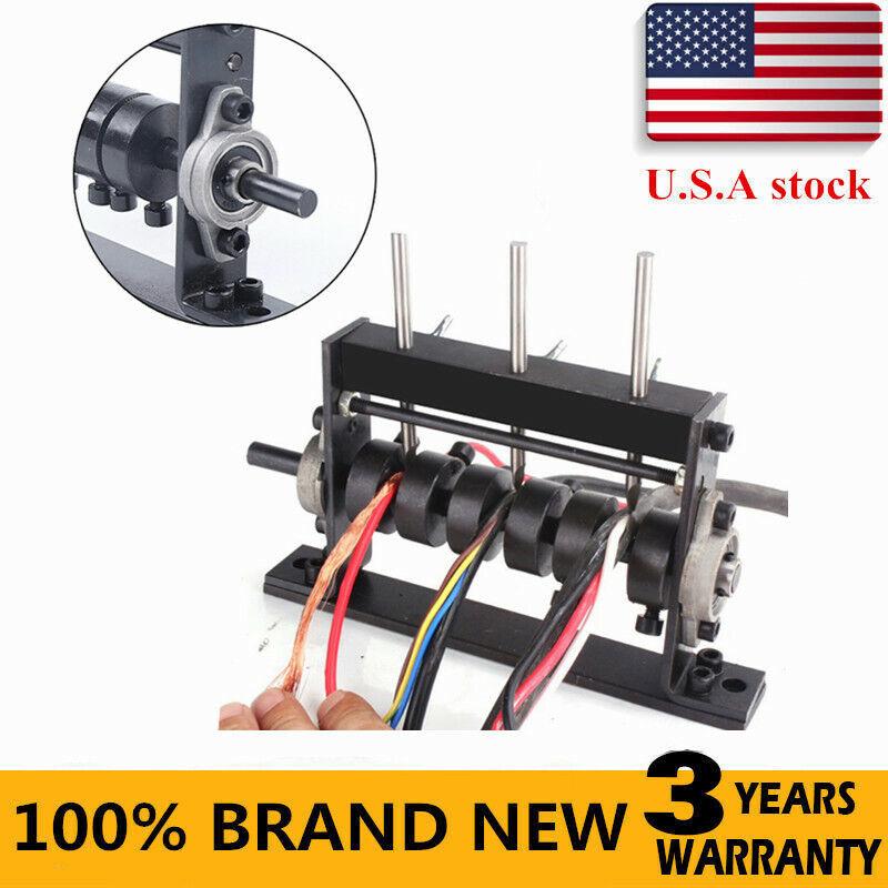 Manual Wire Stripping Machine Portable Scrap Cable Peeling Stripper Machine