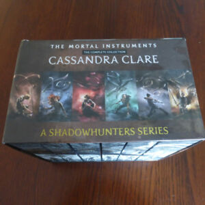 The Mortal Instruments Six Book Collection