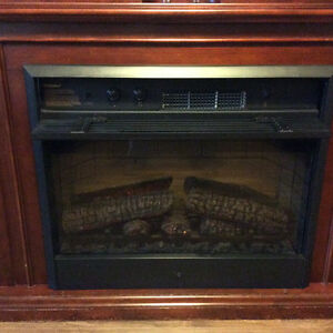 All in one fireplace and tv stand St. John's Newfoundland image 2