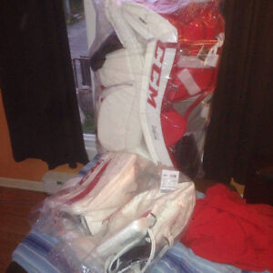 $1600(OBO) CCM Carey Price(Spec) Custom Goal Gear