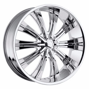 Versante 220 Series Wheel Package-20x8.5 5x115/120 +35